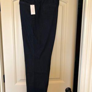 Signature slimming indigo jeans 20W